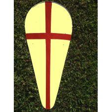 bouclier Normand 1ère croisade fin de série