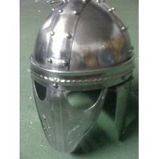 Casque viking de combat
