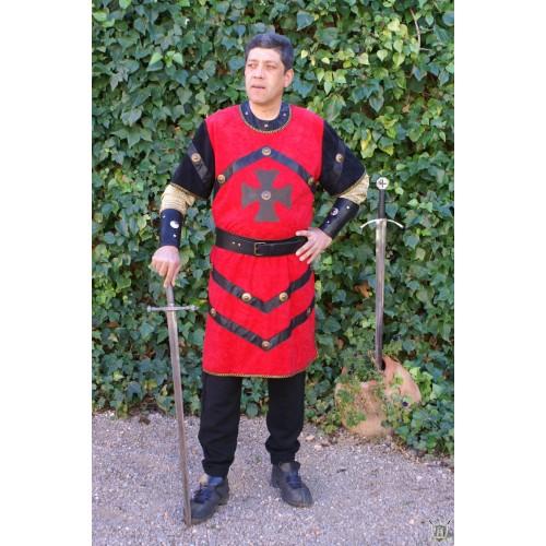 tunique chevalier