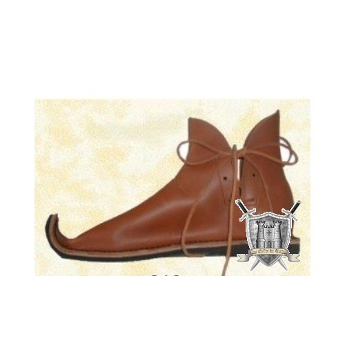 Chaussures medievales