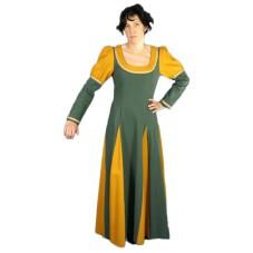 deguisement medieval femme Adelais