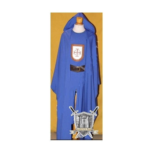ensemble cape et tunique kingdom of heaven