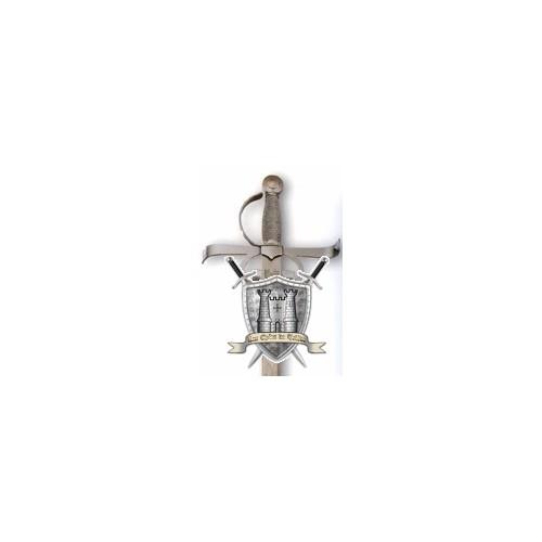 épée médiévale de PISAR