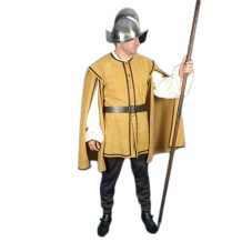 costume conquistador Ayllon