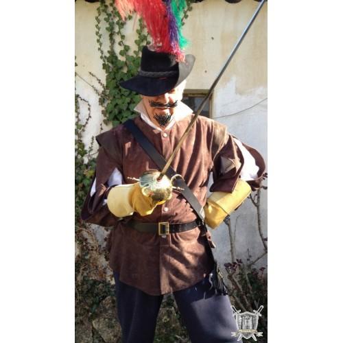 costume de spadassin balboa