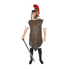 cuirasse romaine cuir ultan