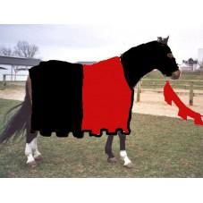 caparaçon pour cheval