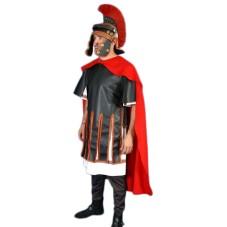 cuirasse romaine cuir