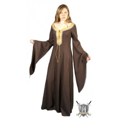 vêtement médiéval femme Toledo