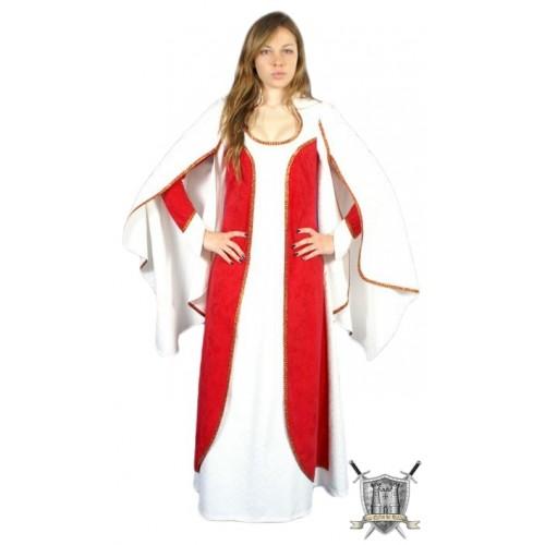 vêtement femme médiévale Sibila