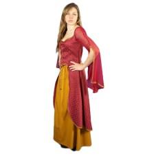 vêtement médiéval femme Ellen