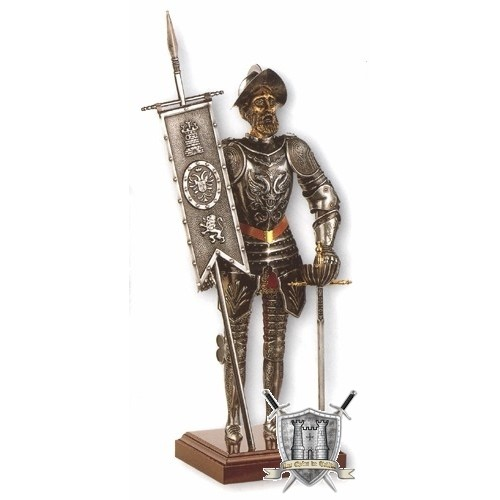 armure de conquistador