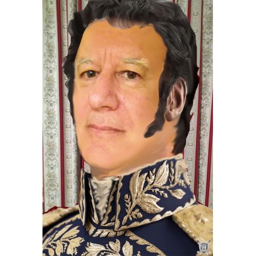 portrait  Napoléonien