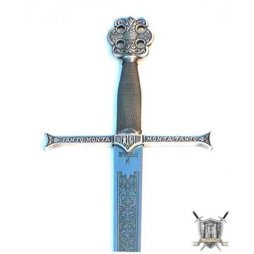 épée médiévale Rois catholiques