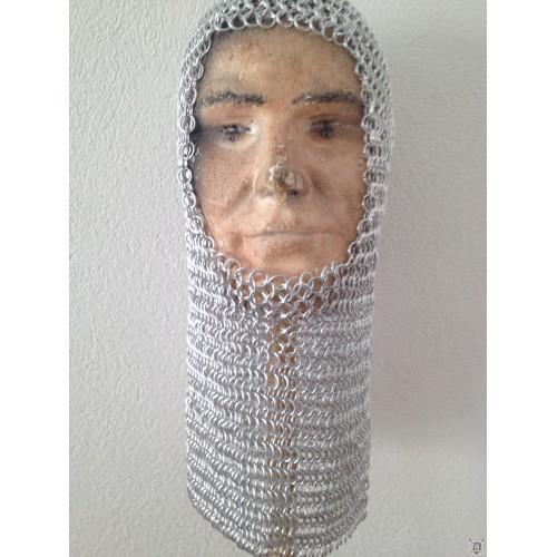 camail enfant/adolescent aluminium