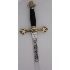 Epée maçonnique