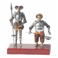 DonQuichotte et Sancho Pansa
