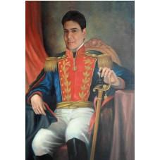 portrait Bolivar