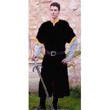 tunique chevalier noir