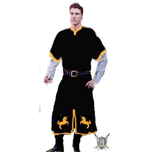 tunique chevalier noir 2