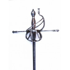 rapière XVII artisanale
