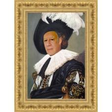 portrait 45x60 cm