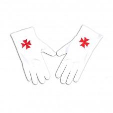 gants templier coton