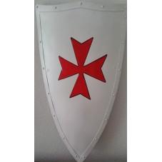 Templier croix de Malte