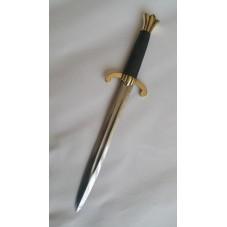 Dague médiévale 2+fourreau