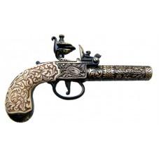 Pistolet de poche Londres 1795