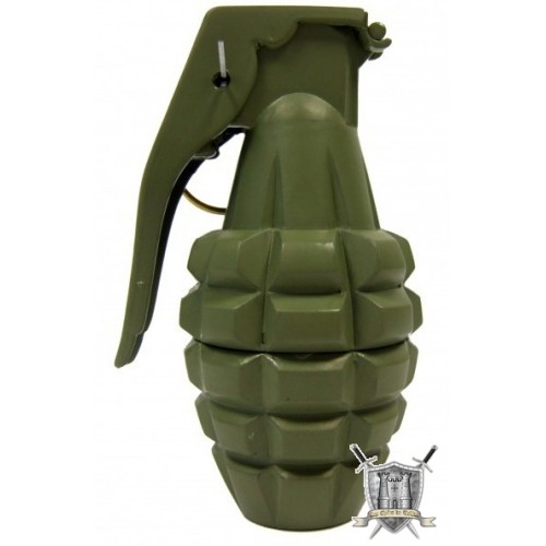 Grenade quadrillée