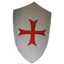 templier croix en relief