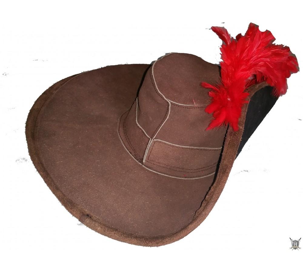 Sombrero Spadassin cuero Sombrero cuero de Spadassin de Sombrero v8nmN0ywOP