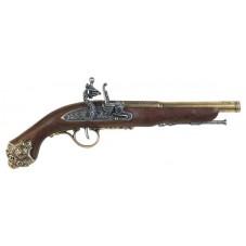 Pistolet à percussion XVIII
