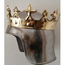 couronne laiton