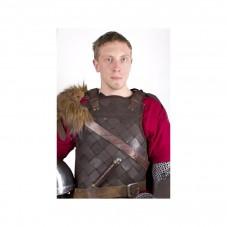 Armure viking en cuir