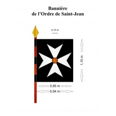 etendard Saint Jean