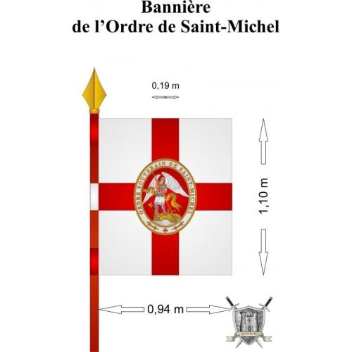 etendard Saint Michel