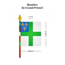 Etendard Saint Lazare