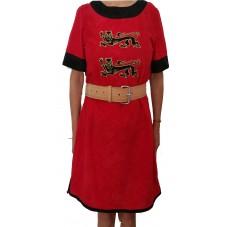 costume médiéval femme guerrière