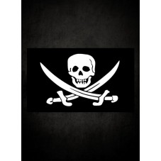 Drapeau pirate Jack sparrow