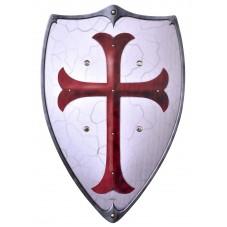 Bouclier de chevalier templier enfant