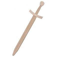 Epée enfant bois 65 cm