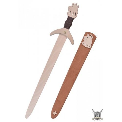 Epée enfant avec fourreau
