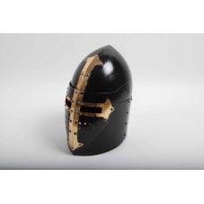 Casque chevalier masque de fer
