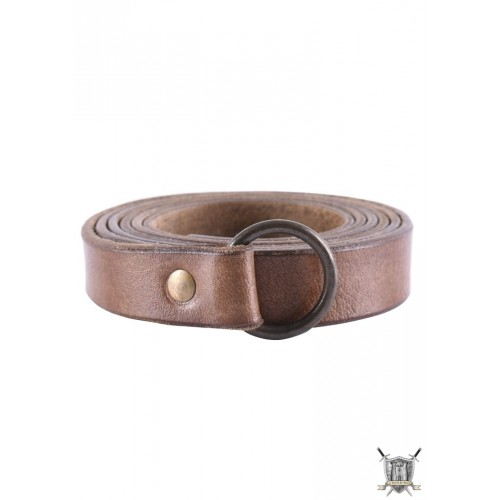 ceinture médiévale longue  160 cm