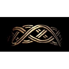 anneau en bronze