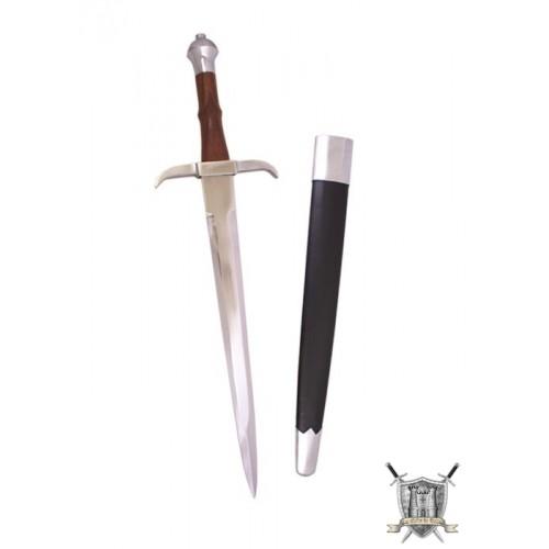 Dague médiévale 58cm