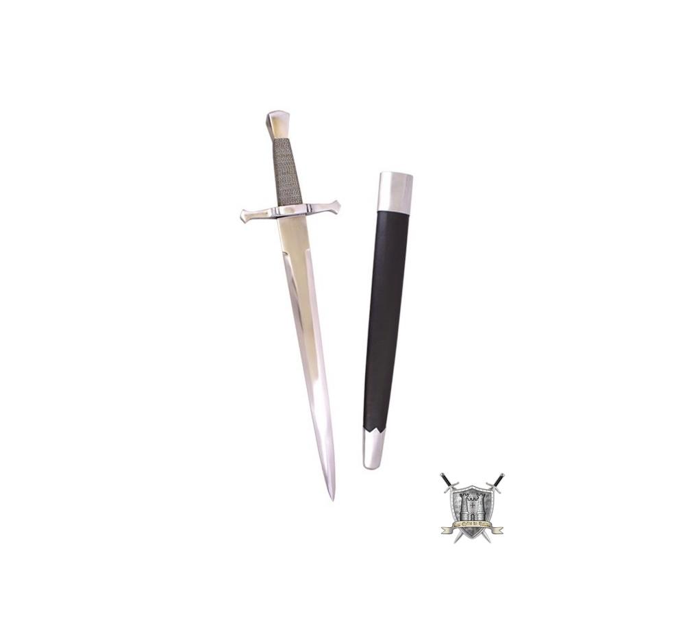 Épée M fourreau 55 cm Chevalier Moyen Age Arme Accessoire