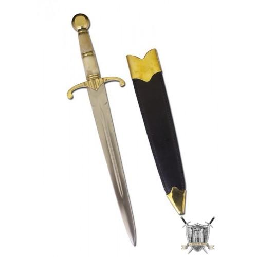 Dague Guinegate de Maximilien Ier avec fourreau